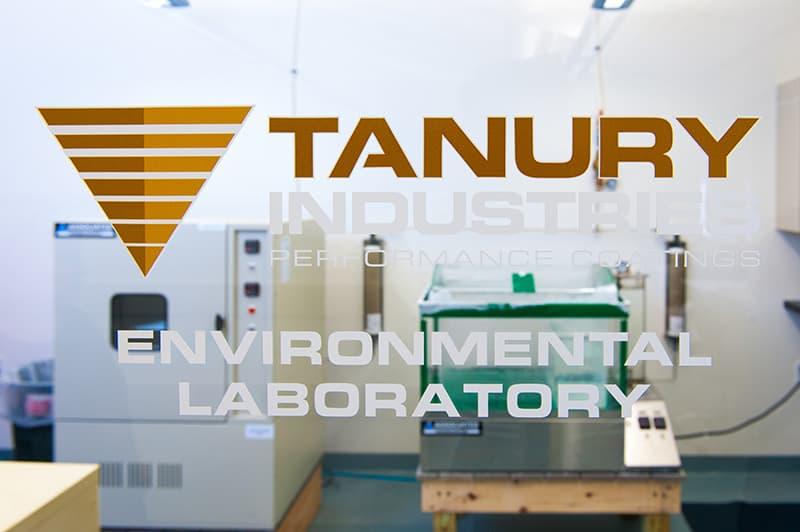 tanury-R&D-environemntal-testing-lab